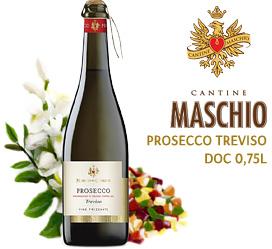 PROSECCO TREVISO DOC 0,75L