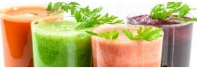 Zeleninové nápoje