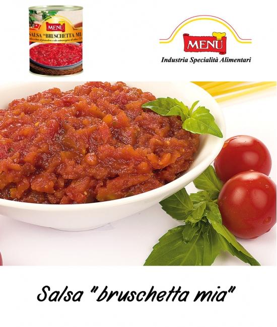 Salsa BRUSCHETTA MIA 830g