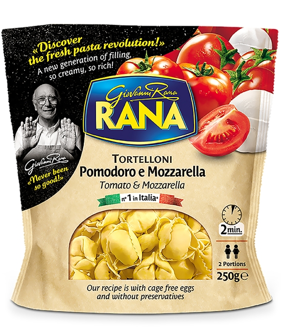 Tortelloni Pomodoro e Mozzarella 250g