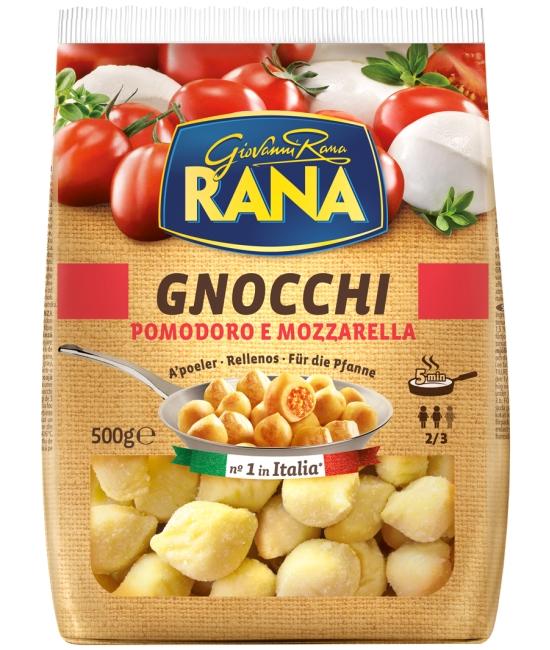 Gnocchi Pomodoro e Mozzarella 500g