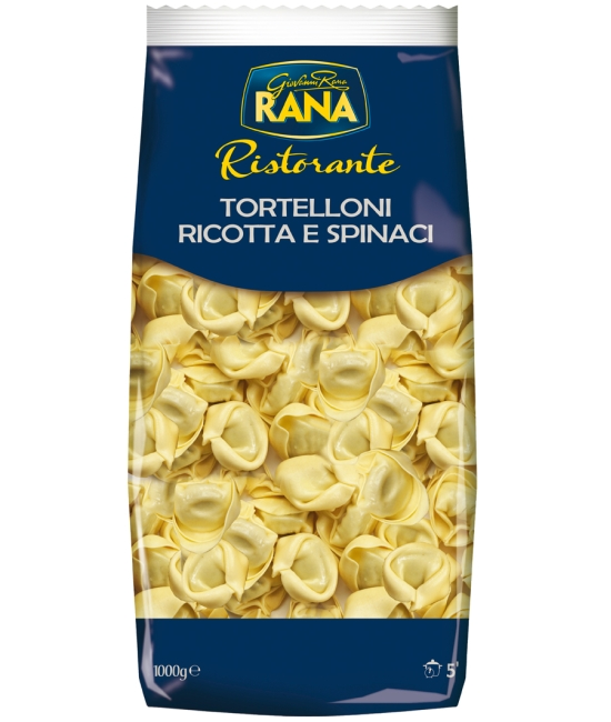 Tortelloni Ricotta e Spinaci 1kg
