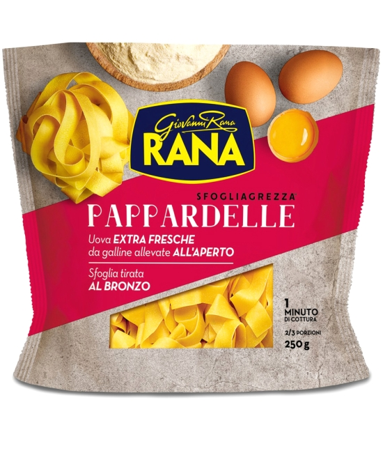 Pappardelle all´uovo 250g RANA