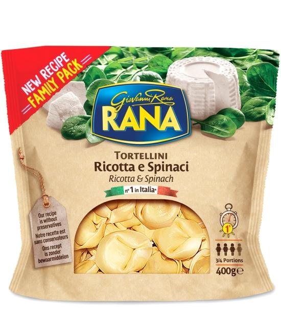 Tortellini Ricotta e Spinaci 400g