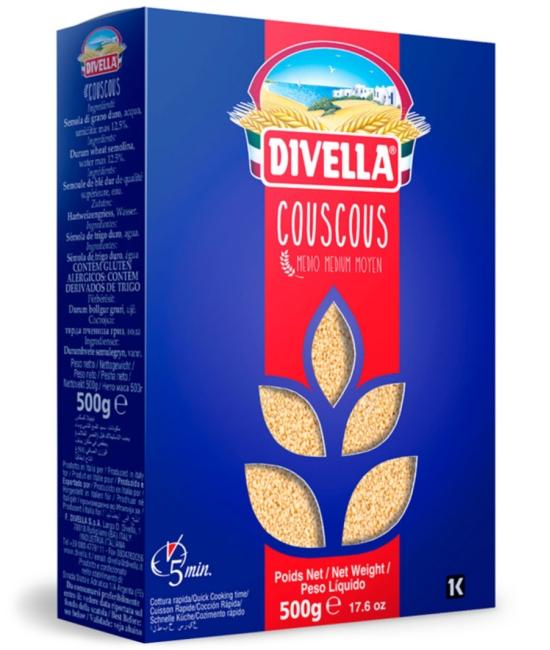 Couscous Semola 500g