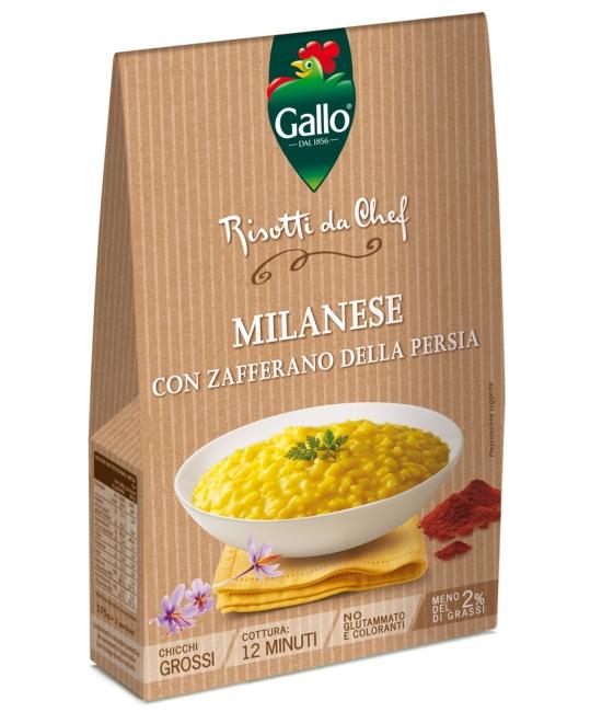 Risotto alla Milanese 175g