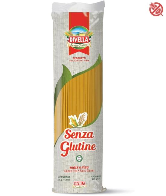 Spaghetti 400g - kukurica/ryža
