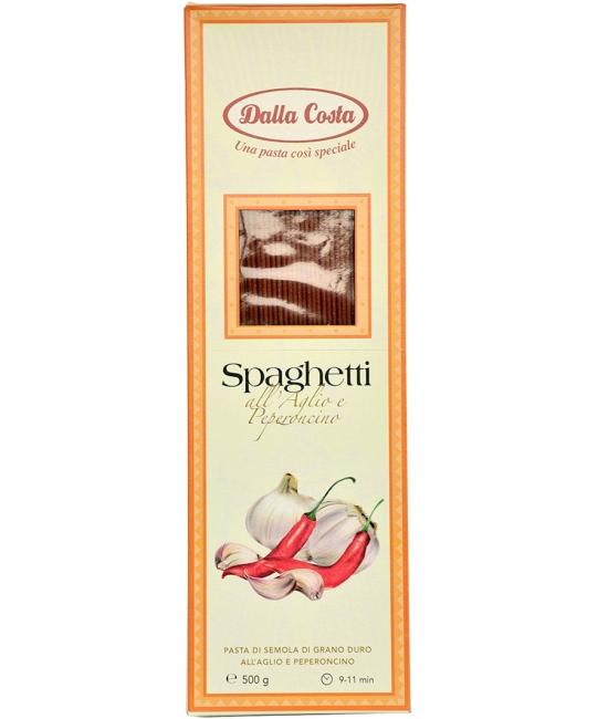Spaghetti all' Aglio e Peperoncino 500g