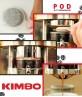 KIMBO Classico - porciovaná káva, POD