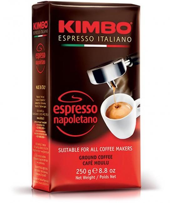 KIMBO Espresso Napoli 250g