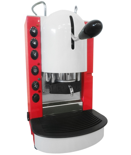 Kávovar Lolita CA - červený, POD