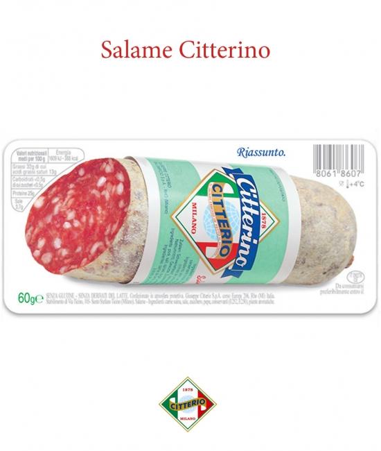 Salame Citterino 60g - MINI