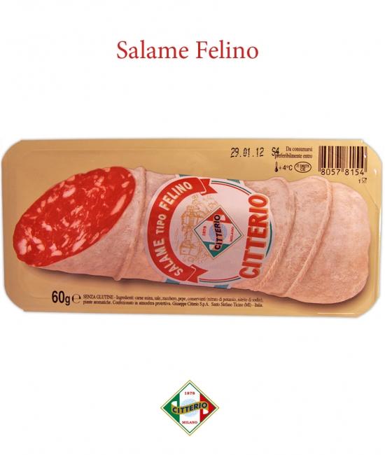 Salame Felino 60g - MINI