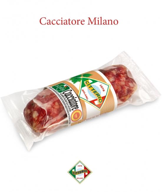 Cacciatore Milano D.O.P. 150g