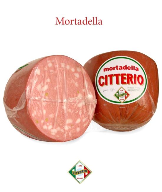 Mortadella (cca 5kg)