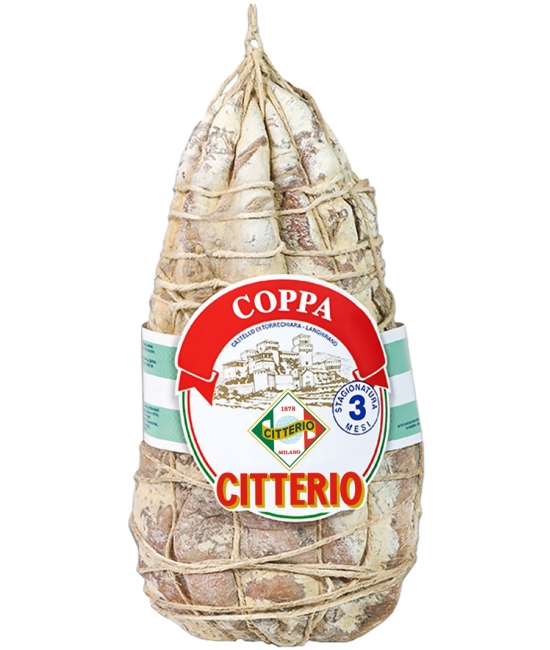 Coppa Parma cca 0,9kg