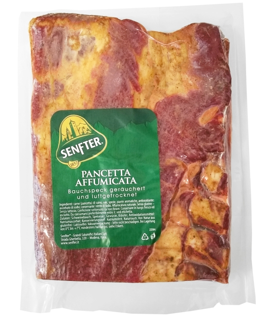 Pancetta Affumicata cca 1,8kg