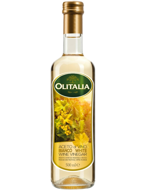 Vínny ocot biely 500ml