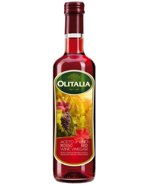 Vínny ocot červený 500ml
