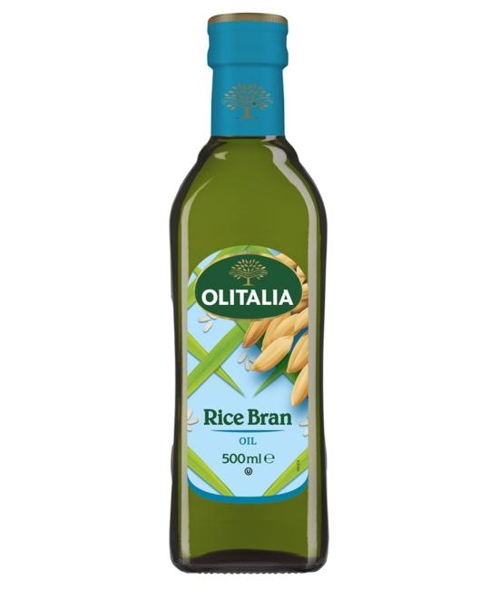 Ryžový olej 0,5L