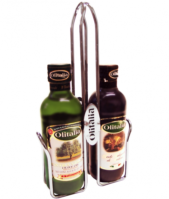 Olio di oliva Extra vergine + Aceto balsamico 2x250ml