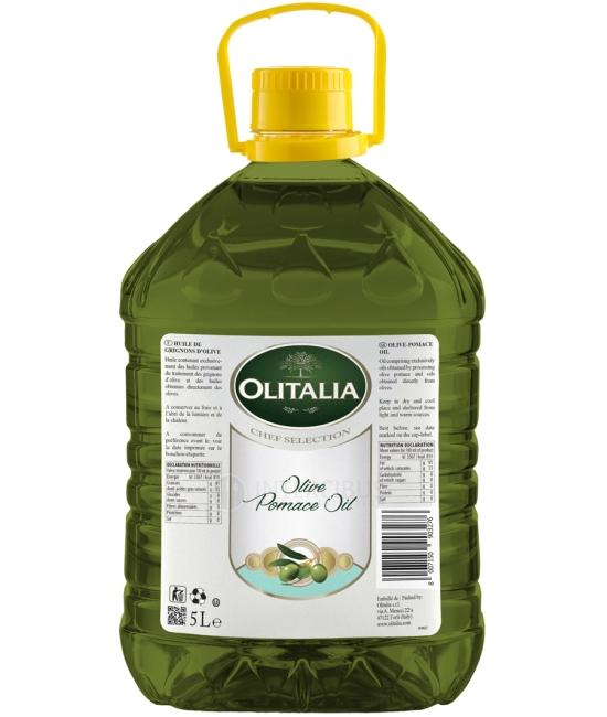 Olio di SANSA di oliva 5L - olivový olej na varenie