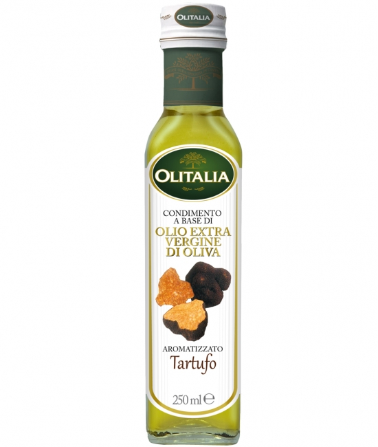Olio di oliva Extra vergine al TARTUFO 250ml