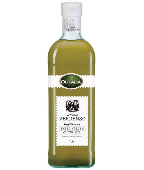 Olio di oliva extra vergine non filtrato 1L