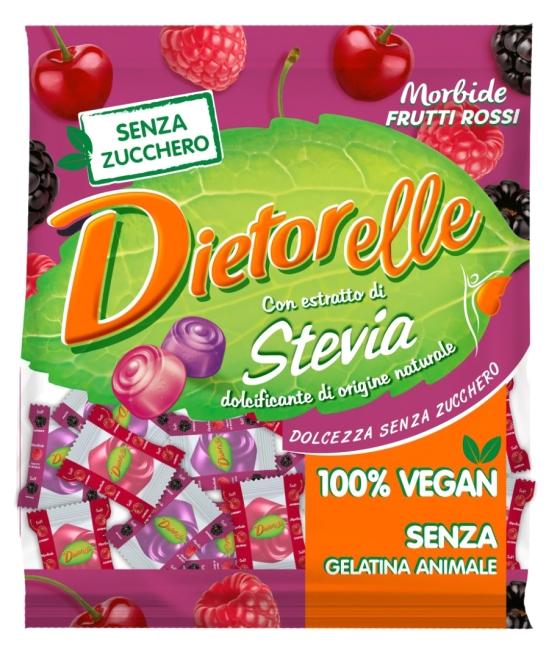 Dietorelle červené plody 70g