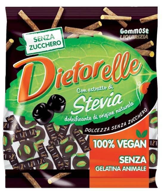 Dietorelle sladké drievko 70g