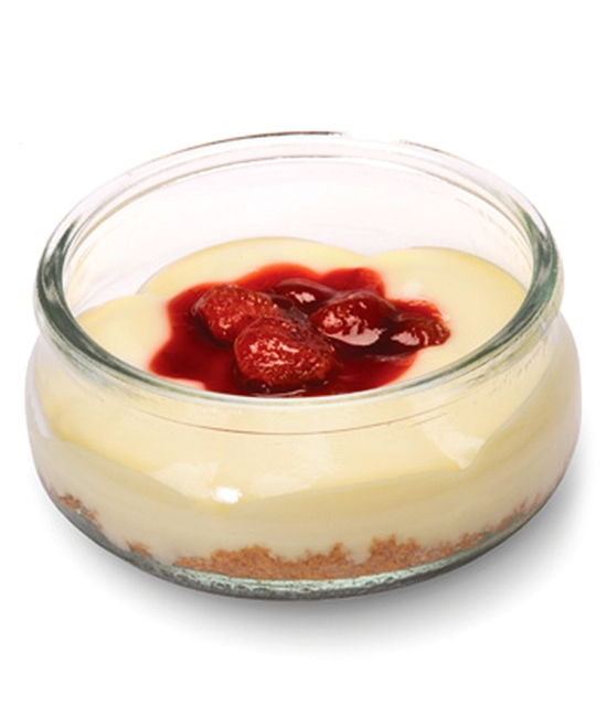 Cheesecake Fragoline 80g