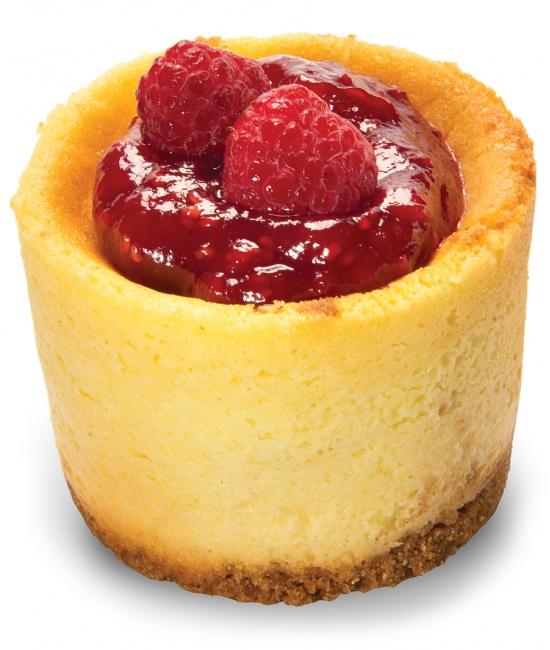 Cheesecake Lampone 120g