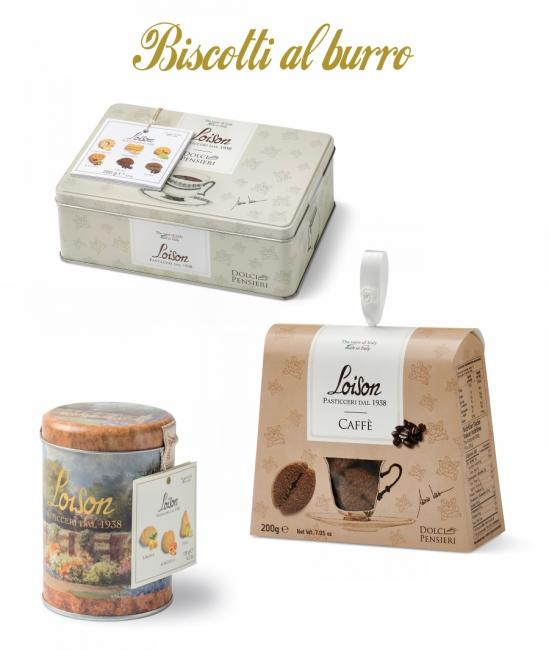 Biscotti al burro 200g CAFFÈ