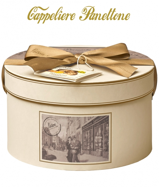 CAPPELIERE Panettone 1kg CLASSICO
