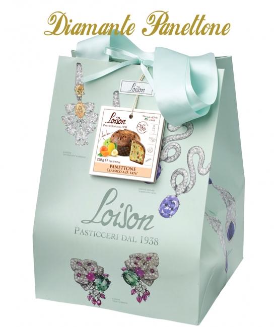 DIAMANTE Panettone 750g
