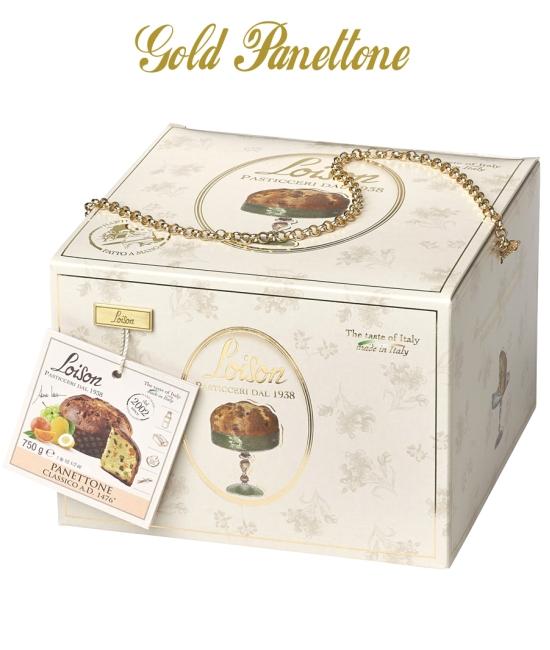 GOLD Panettone 750g CLASSICO