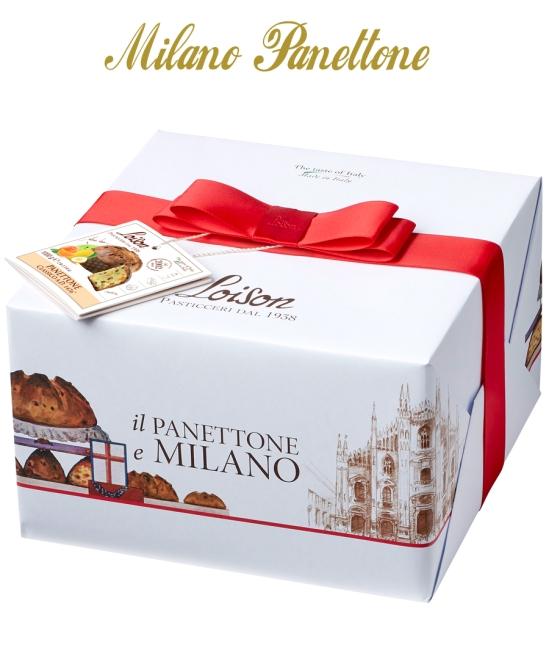 MILANO Panettone 1kg CLASSICO A. D. 1476