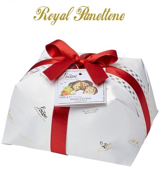 ROYAL Panettone 1kg CLASSICO