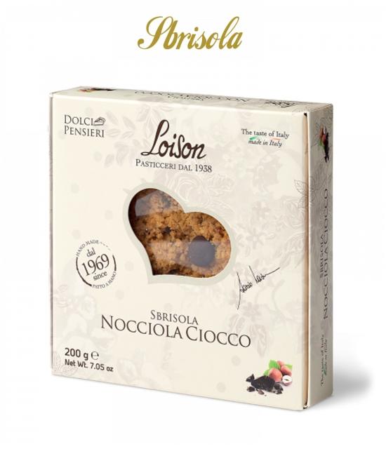 SBRISOLA 200g NOCCIOLA CIOCCO