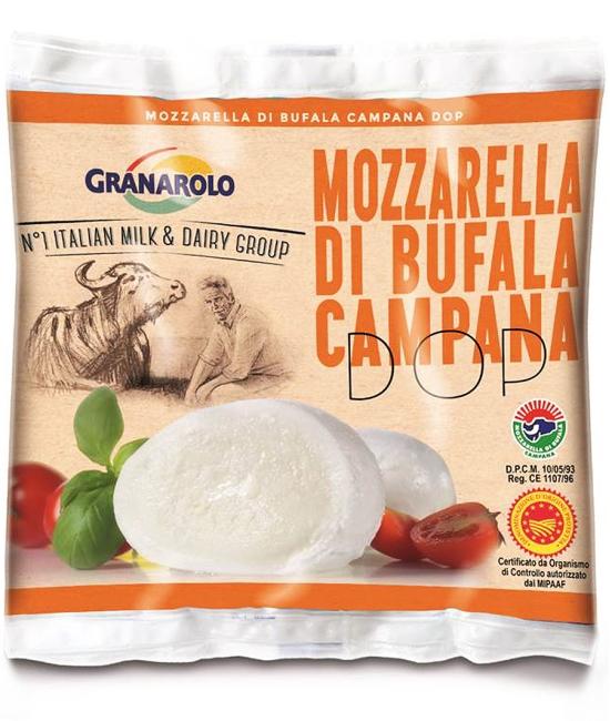 Mozzarella di Bufala 125g GRANAROLO
