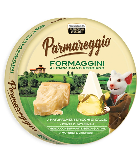 Parmareggio - tavený syr 140g