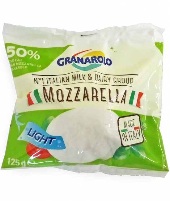 Mozzarella Light 125g GRANAROLO