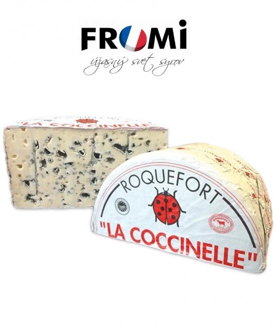 Roquefort La Coccinelle 1/2