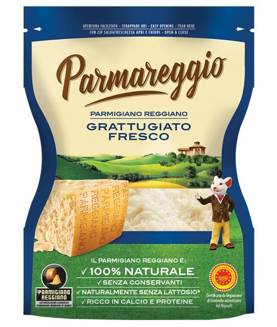 Parmareggio Parmigiano Reggiano 60g - strúhaný