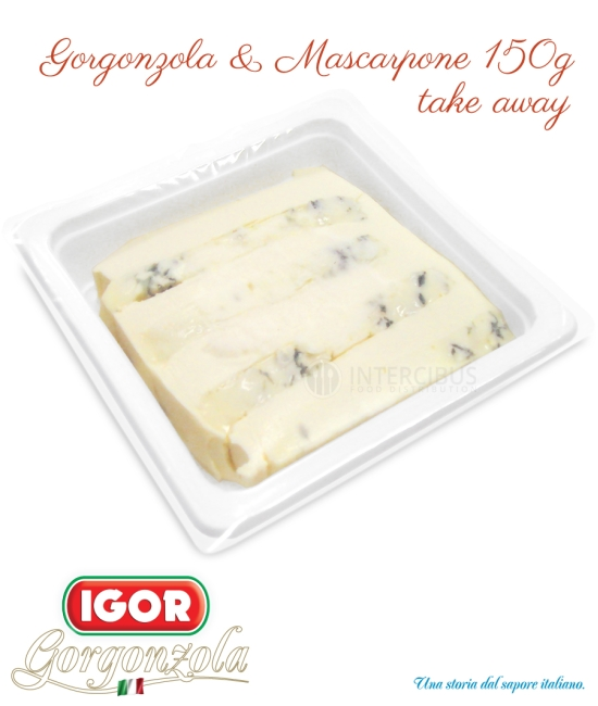 Gorgonzola & Mascarpone TAKE AWAY 150g