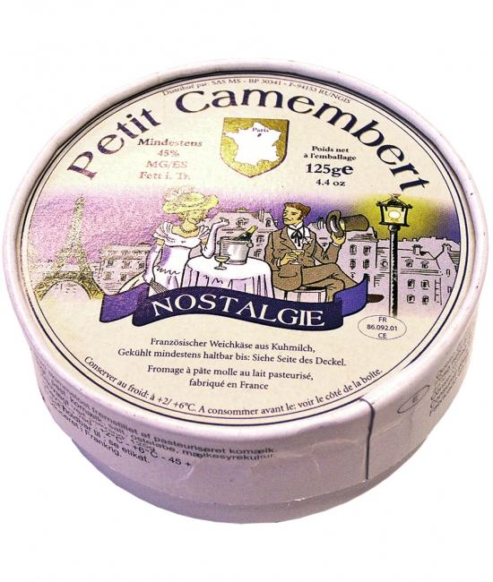 Petit Camembert 125g