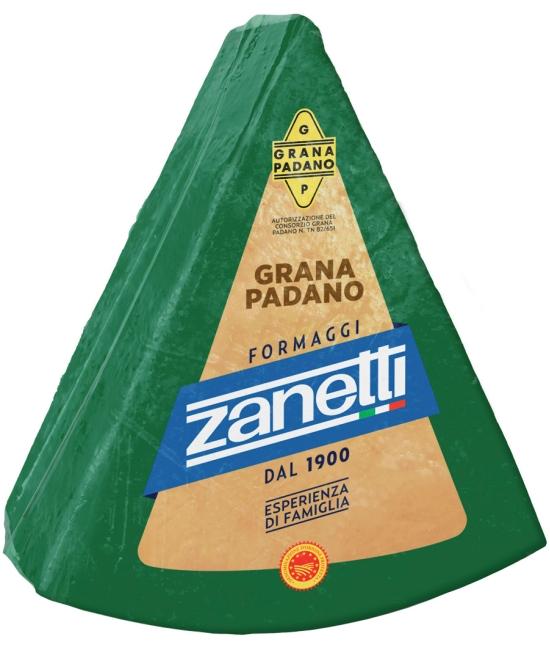 Grana Padano 1/16 (cca 2,2kg)