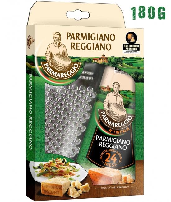 Parmareggio Parmigiano Reggiano 24 mesačný 180g + strúhadlo