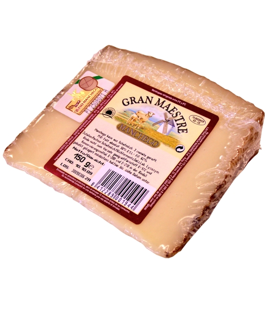 Manchego Curado TAKE AWAY 150g