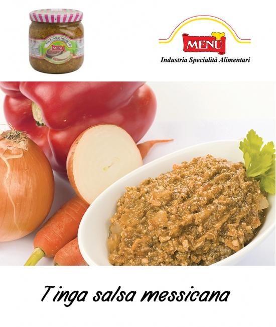 Salsa TINGA 800g